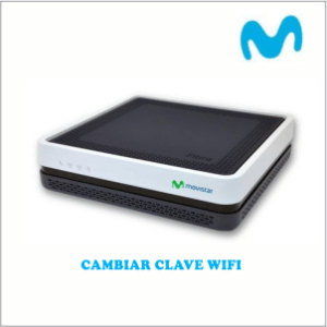 Cambiar clave wifi router movistar