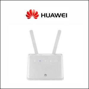 configurar router huawei