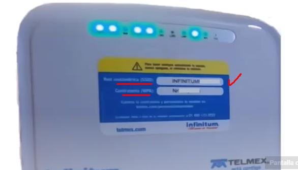 entrar modem telmex