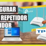Configurar router tp link como repetidor